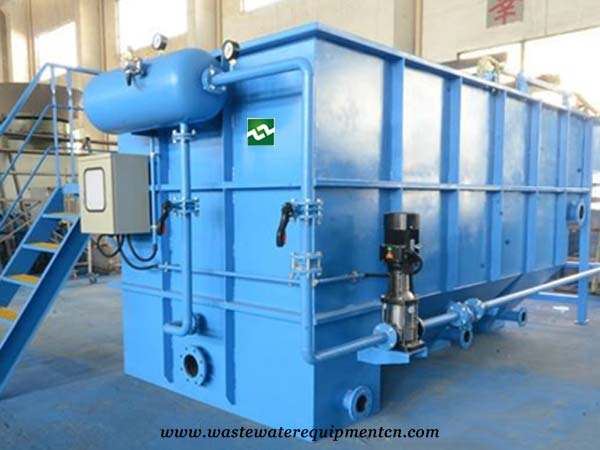 combined dissolved air flotation equipment for sale