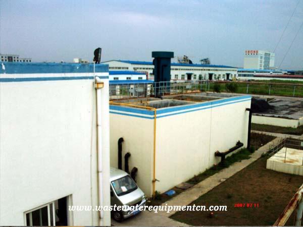 dissolved air flotation equipment project