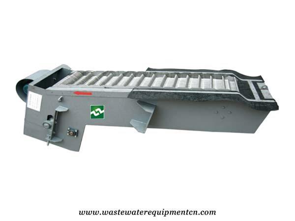 Rotary Mechanical Bar Screen