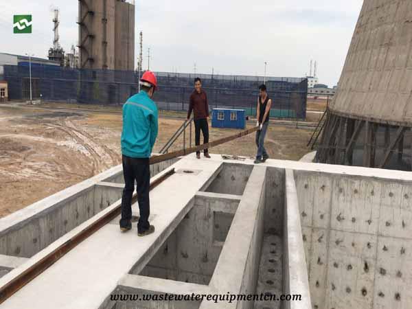 sludge scraper equipment to Clean Suspended Matter in Binzhou