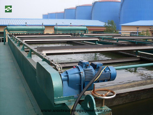 Application of CAF machine for slaughterhouse in Weifang