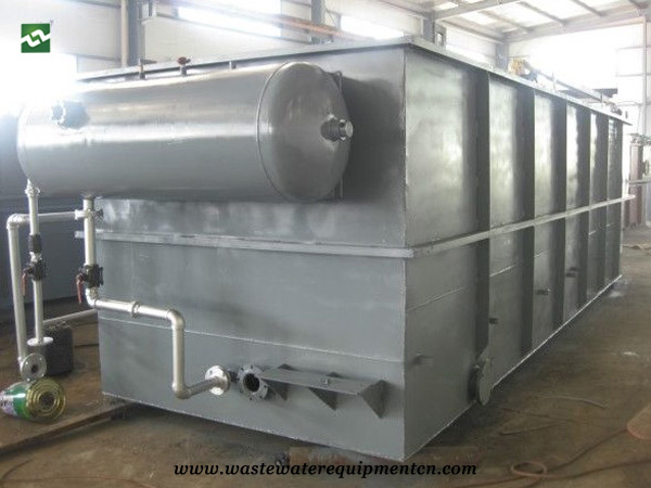 Reconstruction of Dissolved Air Flotation Machine in Weifang Coking Plant