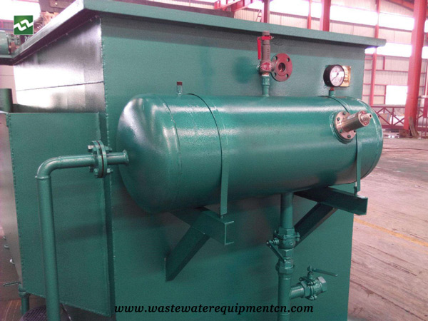 Application of Cavitation Air Flotation System for Slaughterhouse in Henan