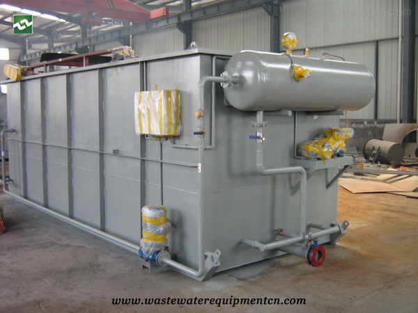 CAF Unit for Sauced Meat Factory Sewage Treatment in Liaoning
