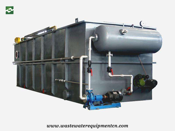 CAF system for sewage treatment in Chinese herbal medicine company in Liaoning
