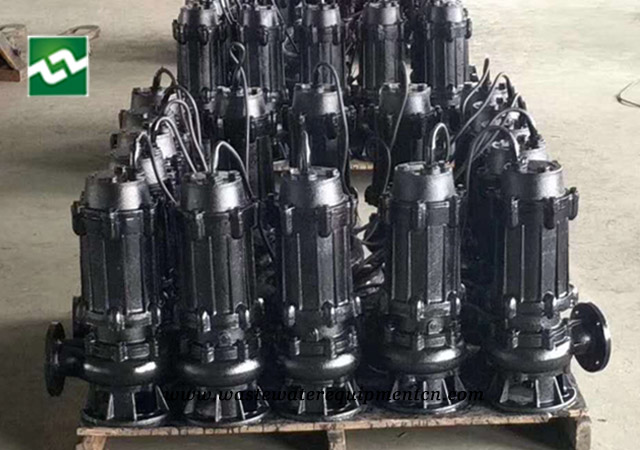 Submersible Wastewater Pumps Manufacturer