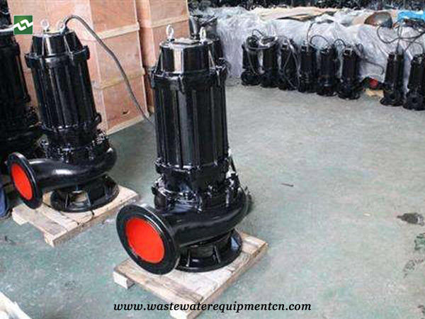 Application of Submersible Foul Water Pump for A Sewage Treatment Plant in Zhengzhou