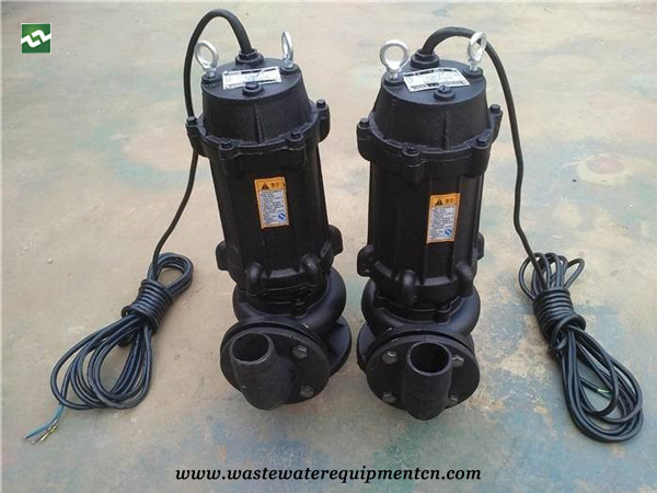 Application of Submersible Polluted Water Pump for Livestock And Poultry Processing Wastewater in Weifang